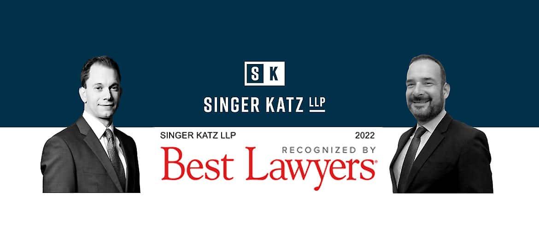 Best Lawyers in Canada 2022